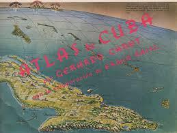 Map Cuba Erwin Raisz U2013 Atlases Map Design U2013 Atlases Cuba U2013 Atlases