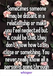 Neglected Wife Meme - sometimes someone may be distant in a relationship or make you feel