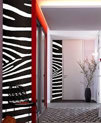 decorate your home with zebra print furniture and decor cute