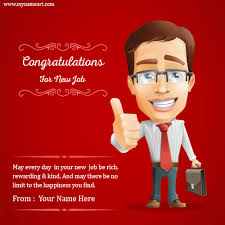 congratulations on new card congratulations for new wishes with your my name wishes