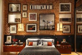 Exposed Brick Apartments Open Plan Loft With Whimsical Decor Idesignarch Interior