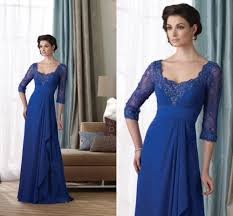 lovely royal blue dress for girls collection
