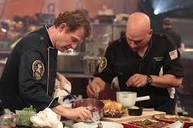 how iron chefs bobby flay masaharu morimoto and michael symon