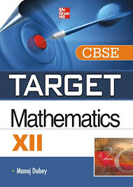 target cbse mathematics class xii 1st edition buy target