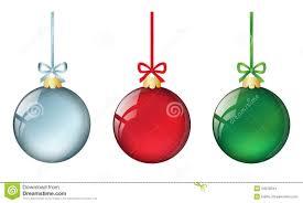 christmas balls set1 stock image image 34978341