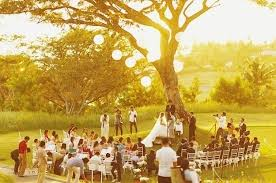 Outdoor Wedding Venues 17 Stunning Wedding Venues In The Philippines