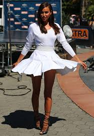 hercules u0027 wife irina shayk in azzedine alaia dress and gladiator