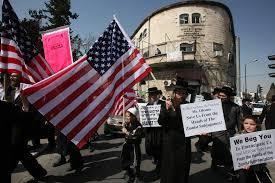 Barack Obama Flag Jerusalem Neturei Karta Plans Big Greeting For Obama