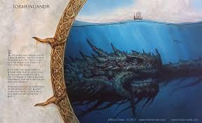 norse mythology u2013 art book by milivoj ceran