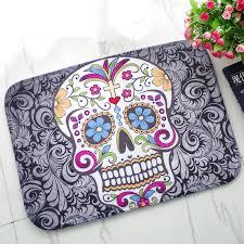 Sugar Skull Bathroom Online Buy Wholesale Skull Carpet From China Skull Carpet