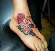 ankle and foot tattoo foot ankle tattoo design fresh 2017