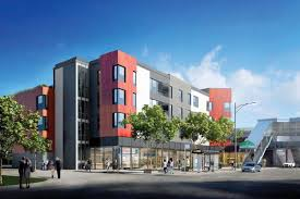 upcoming woodlawn tod to feature 70 low income apartments curbed