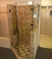 Shower Doors Bathroom Luxury Bathroom Design With Frameless Shower Doors Plus