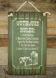 Outhouse Bathroom Ideas by Best 25 Cowboy Bathroom Ideas On Pinterest Western Bathroom