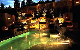 low voltage lighting near swimming pool pool landscape lighting musho me