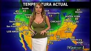 beautiful news news bloopers top 10 most beautiful weather girls hot latina weather