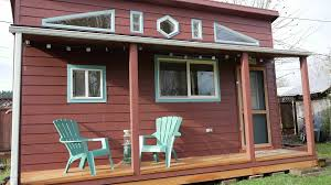 bohemian cottages tiny homes and backyard cottages youtube