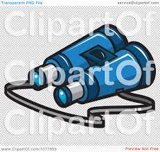 safari binoculars clipart clipart spy gear binoculars royalty free vector illustration by