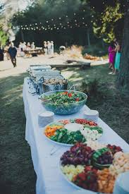Backyard Bbq Party Menu How To Save Money On Wedding Catering 11 Quick Tips Wedding