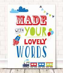 create your own wall art quotes shenra com childrens wall art your favourite quote with birds and flowers