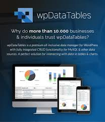 Wordpress Tables 5 Best Wordpress Table Plugins 2017 Wordpress Table Plugin Review