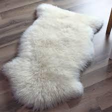 white faux fur rug ikea creative rugs decoration