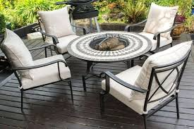 patio furniture with fire pit table inspirational patio furniture with fire pit table uk