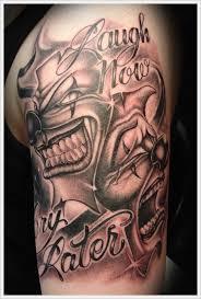 clown designs ideas tattoos for brandon
