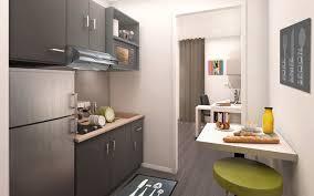 chambre t1 modèle décoration appartement t1