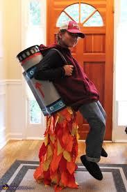 Piggyback Halloween Costume Pack Illusion Costume