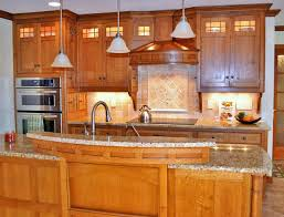 mission style oak kitchen cabinets mission style kitchen cupboard with arts and crafts by