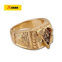 aliexpress buy nyuk new arrival men ring gold free gold jewelry club online shopping the world largest free gold