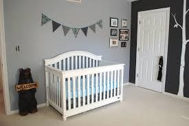 chambre bébé grise et chambre bebe bleu gris blanc idées de décoration capreol us