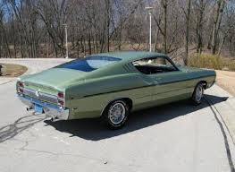 ford torino gt for sale 36k mile 1969 ford torino gt 428 cj fastback bring a trailer