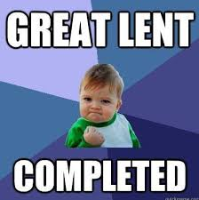 Lent Meme - 12 easter memes that ll make you laugh and think