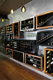 Home Wine Cellar Design Uk by Any Connoisseur U0027s Dream Modern Wine Cellar Designs