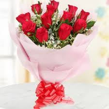 bouquet of roses send flowers to india send to india