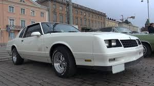 Monte Carlo 2 Door 1987 Chevrolet Monte Carlo Ss Wheel Spin And V8 Sound Youtube