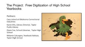 free high school yearbooks high school yearbook digitization by oci ppt online