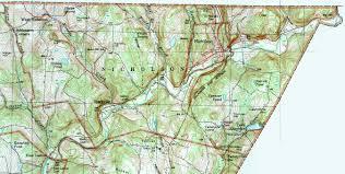 Pennsylvania Wmu Map by Wyoming County Pennsylvania Township Maps