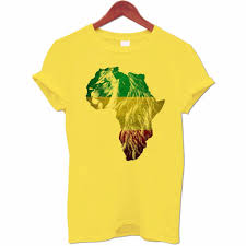 Rasta Flags Ethiopian Lion Of Judah Rasta Rastafari African Flag Mens T Shirt