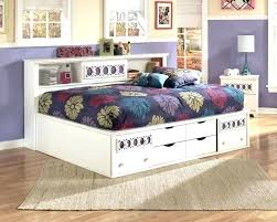 twin daybed with storage daybed with storage full size of wooden