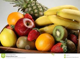 Bowl Of Fruits Fruit Bowl With Fresh Fruits Royalty Free Stock Images Image