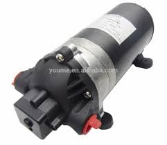 automotive electric water pump mini high pressure electric water pump mini high pressure
