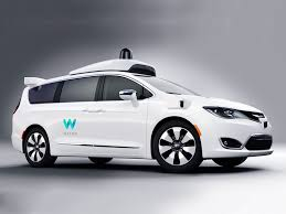 google u0027s waymo unveils self driving chrysler pacifica hybrid