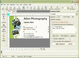 Free Business Card Maker Download Business Card Design Software 1000 Of Free Business Card