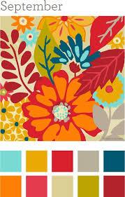 Autumn Color Schemes Best 25 Red Color Palettes Ideas On Pinterest Red Color