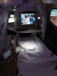 Most Comfortable Airlines My Five Favorite First Class Beds In The Sky One Mile At A Time