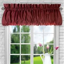 Purple Valances For Bedroom Purple Valances U0026 Kitchen Curtains You U0027ll Love Wayfair
