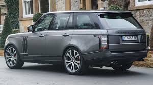 range rover rims 2017 range rover svautobiography dynamic 2017 review by car magazine
